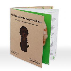 (labra)doodle puppy handboek