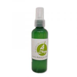 Natuurlijke anti vlooienspray