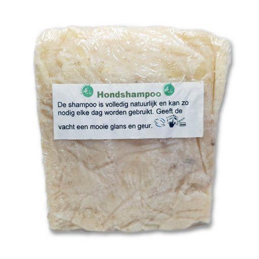 Natuurlijke shampoo voor de hond in blokvorm