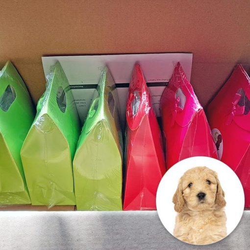 Vachtverzorging puppy pakket voor fokkers