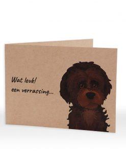Cadeaubon hond liefhebber
