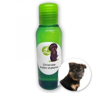 Natuurlijke puppy shampoo